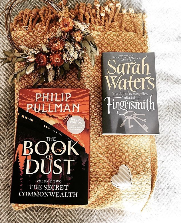 The Book of Dust FIngersmith