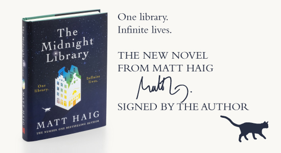 Audibook Review – 'The Midnight Library' by Matt Haig